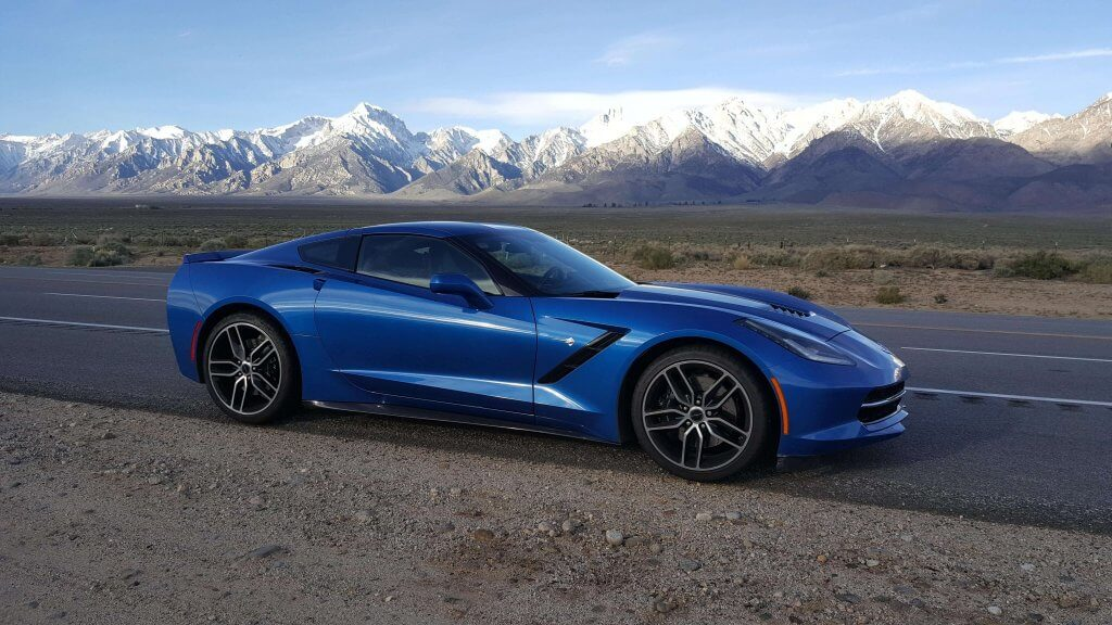 Tips For Traveling In Your Corvette