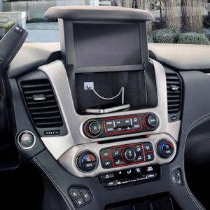 Bin Buddy for GM SUV